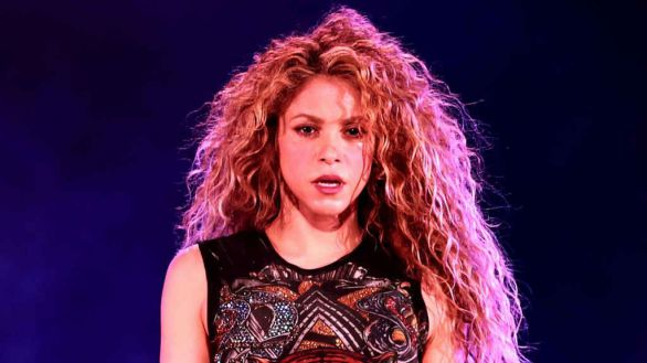 Shakira, 'asaltada' por dos jabalíes en un parque de Barcelona