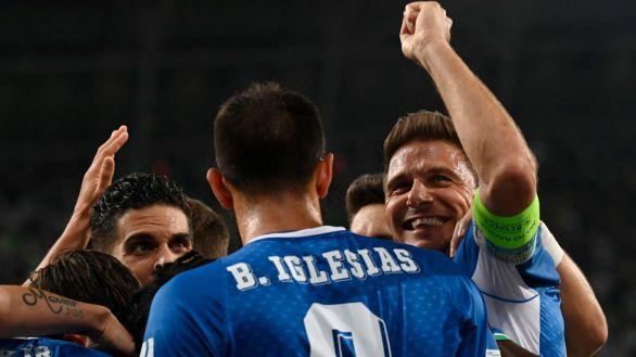 El Betis sigue pujante en Europa |1-3