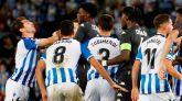 La Real vuelve a empatar y se complica en Europa  1-1