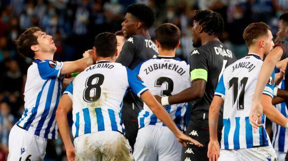 La Real vuelve a empatar y se complica en Europa |1-1
