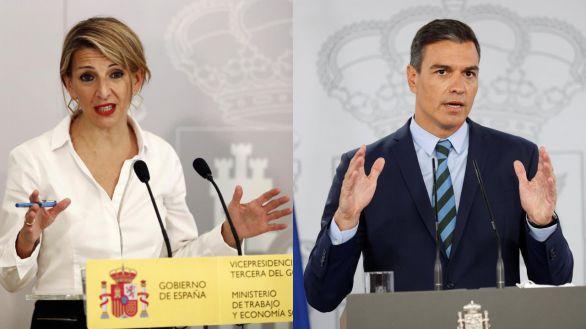 PSOE y Podemos escenifican roces y presiones antes de aprobar los presupuestos para 2022