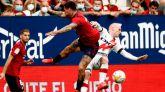 Osasuna se destapa como el freno del Rayo | 1-0