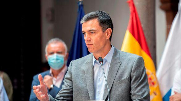 Sánchez regresa a La Palma para anunciar nuevas ayudas de 206 millones