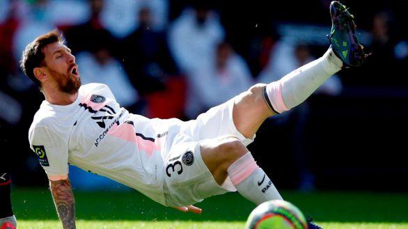 Ligas europeas. El PSG de Messi se estrella y City y Liverpool se miden con brillo