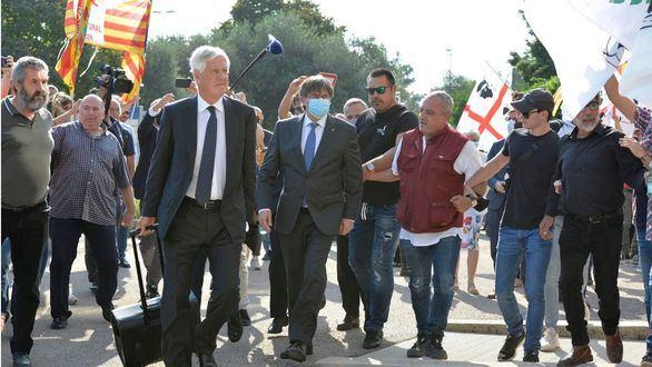 Italia suspende la entrega de Puigdemont a la espera de la decisión de la justicia europea