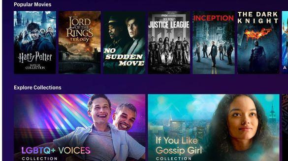 HBO Max llega el 26 de octubre: nuevos servicios, catalogo ampliado y mismo precio