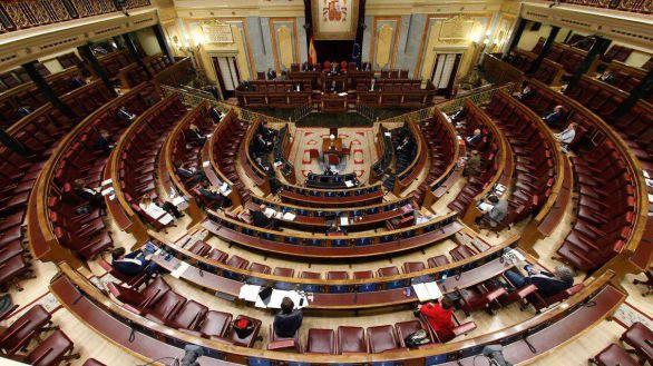 El TC declara inconstitucional el cierre del Congreso durante el primer estado de alarma