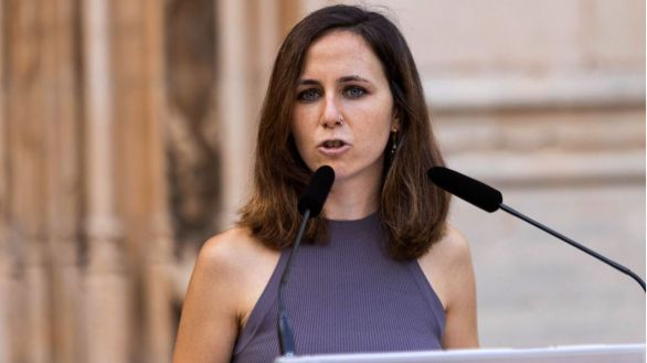 Belarra desconocía el bono de vivienda para jóvenes anunciado por Sánchez