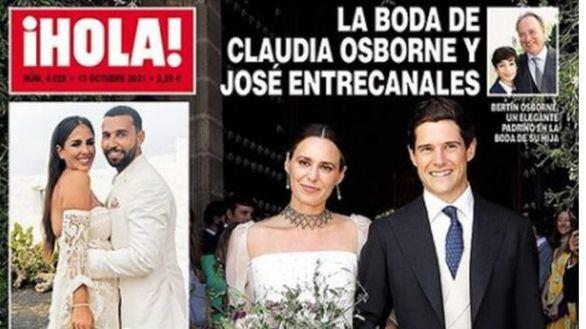 Susanna Griso y el ex de Cayetana Álvarez de Toledo, fotografiados juntos