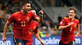 Lección de Luis Enrique para que España derrote a la invicta Italia |1-2