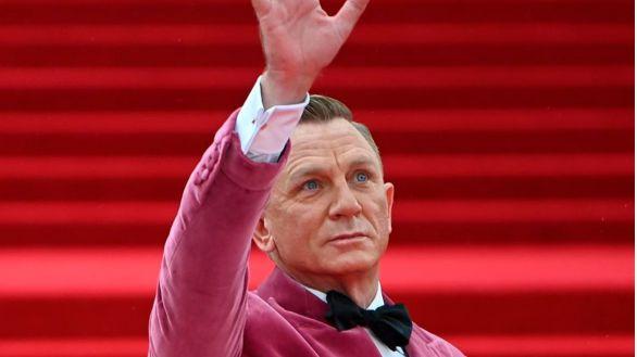 Daniel Craig se despide de James Bond con una estrella en el Paseo de la Fama
