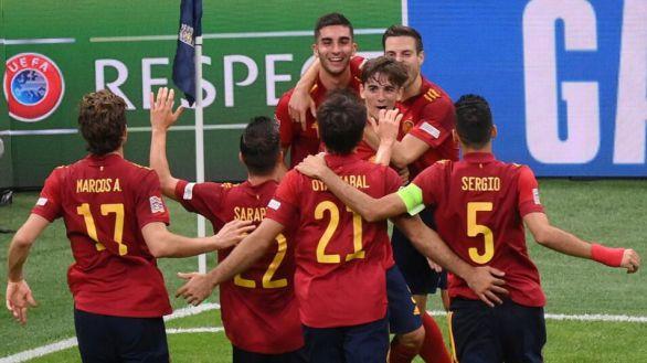 La victoria de España reúne a más de 4,7 millones de espectadores