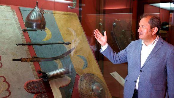 Lepanto: así es la celada y el alfanje que Alí Bajá perdió hace 450 años