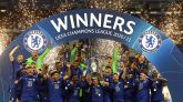 Italia y el Chelsea copan de jugadores las nominaciones al Balón de Oro