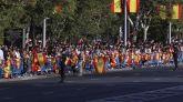 Asociaciones de militares piden retribuciones dignas la víspera de Fiesta Nacional