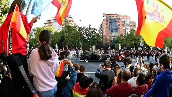 Fotogalería: las mejores imágenes del desfile de las Fuerzas Armadas en Madrid