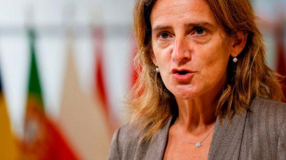 Ribera tacha de 'manifiestamente incongruente' la respuesta de Bruselas a la crisis energética