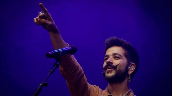 El cantante Camilo anuncia que va a ser padre