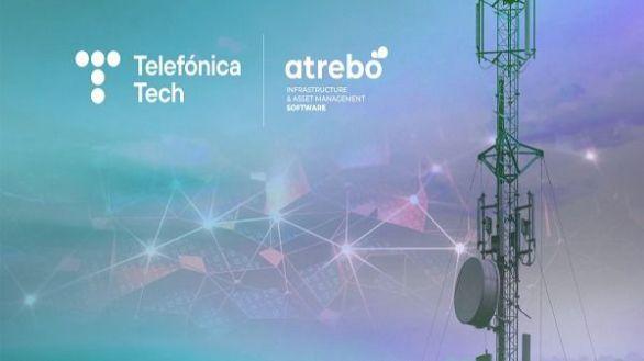 Telefónica Tech y Atrebo digitalizarán 200.000 infraestructuras con blockchain
