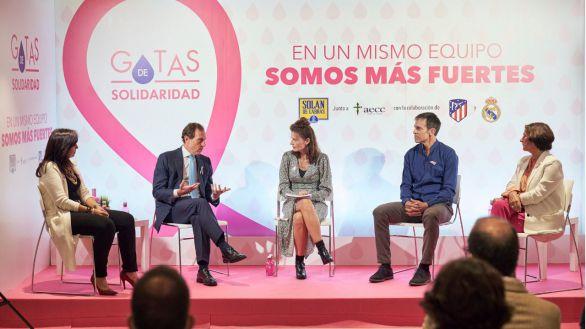 Real Madrid y Atlético de Madrid se unen en la lucha contra el cáncer de mama
