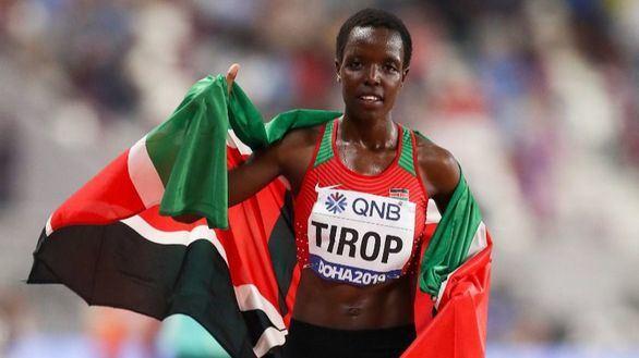 Detienen al marido de la atleta keniana Tirop como sospechoso de su asesinato