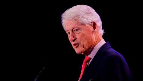 Bill Clinton recibe el alta hospitalaria tras recuperarse de una sepsis