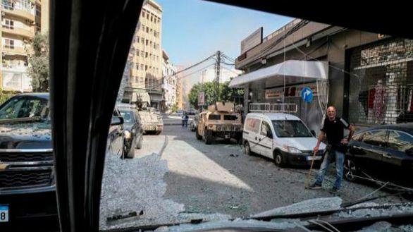 Choques entre Hizbulá y grupos cristianos dejan seis muertos en Beirut
