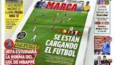 Las portadas de los periódicos de este sábado 16 de octubre