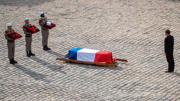 Francia despide con honores al último héroe de la Resistencia contra los nazis