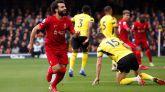 Premier. El Liverpool arrasa con el Watford