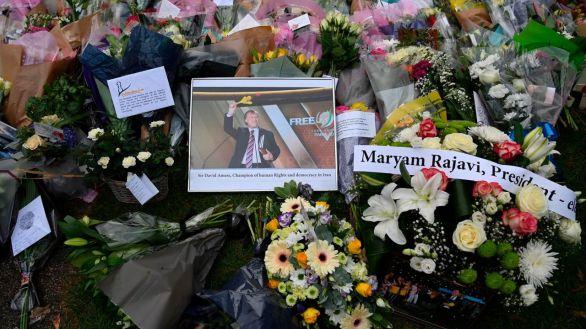 Identificado el presunto terrorista que apuñaló al diputado conservador David Amess