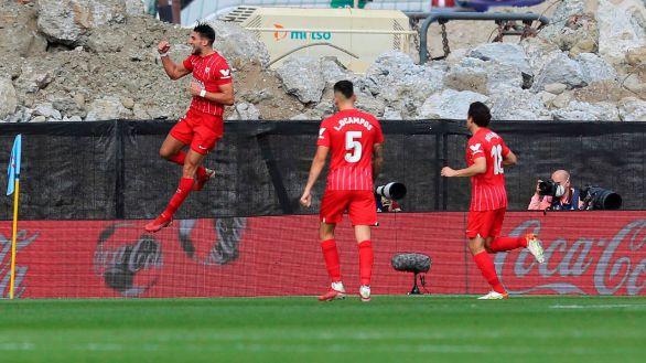 Rafa Mir certifica la victoria del Sevilla en Balaídos |0-1
