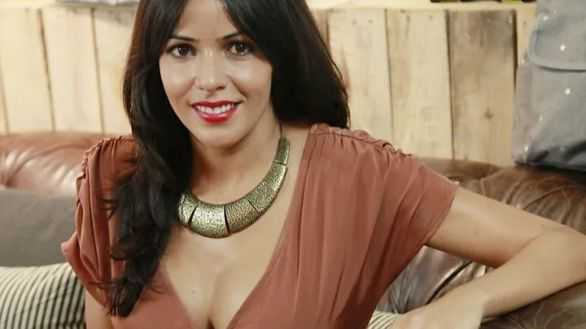Raquel del Rosario salva a su hijo de un puma: