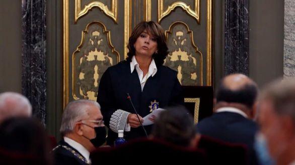 El Supremo rechaza los recursos de PP y Vox contra el nombramiento de Dolores Delgado