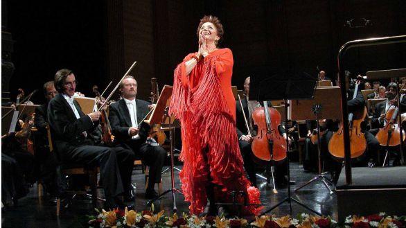 Teresa Berganza, patrona de honor del Teatro Real