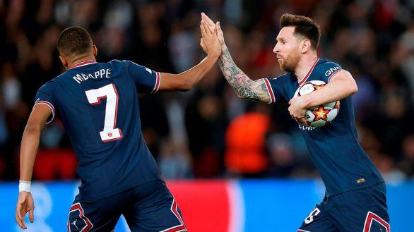 Messi rescata a tiempo al PSG |3-2