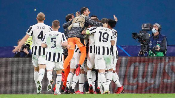 La Juventus se lleva un triunfo a la italiana |0-1