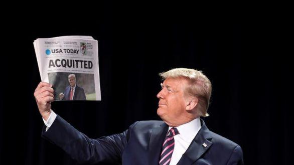 Trump tendrá su propia empresa mediática y una red social llamada Verdad social