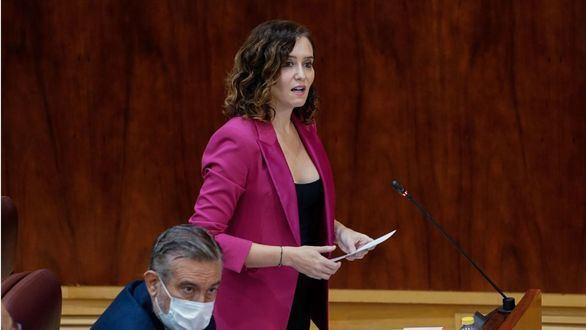 El Gobierno de Ayuso presenta el proyecto de Presupuestos