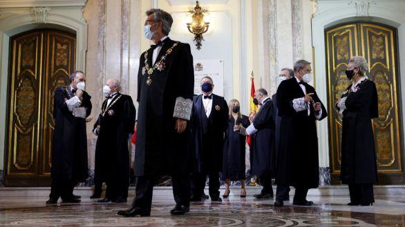 Los jueces esperan que la renovación del Constitucional