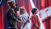 La Voz supera a Got Talent en su duelo de los viernes