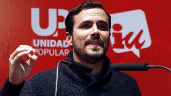 Garzón desmarca a Podemos de la querella contra Batet