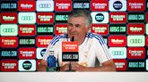 Ancelotti: 'Si no tienes miedo, te enfrentas al león pensando que es un gato'