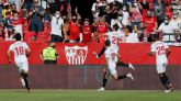 El Sevilla domina a tiempo la locura del Pizjuán |5-3