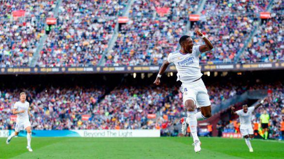 El Real Madrid hurga en la herida del Barcelona |1-2