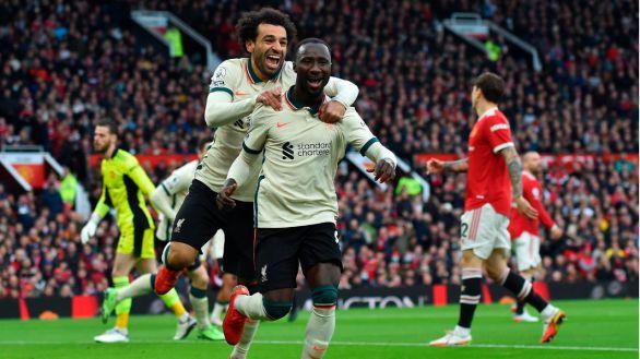 El Liverpool da la puntilla al Manchester United de Solskjaer |0-5