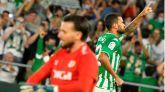 El Betis se asoma a Europa a costa de un combativo Rayo |3-2