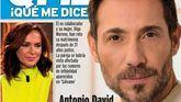 Antonio David, acusado de ser infiel a Olga con una amiga de su hija