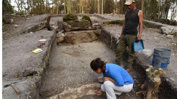 Descubren 500 sitios ceremoniales prehispánicos en el sur de México