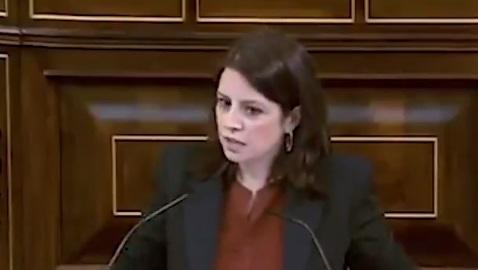 El PP monta un vídeo con los ataques de Lastra a Casado para responder a Sánchez
